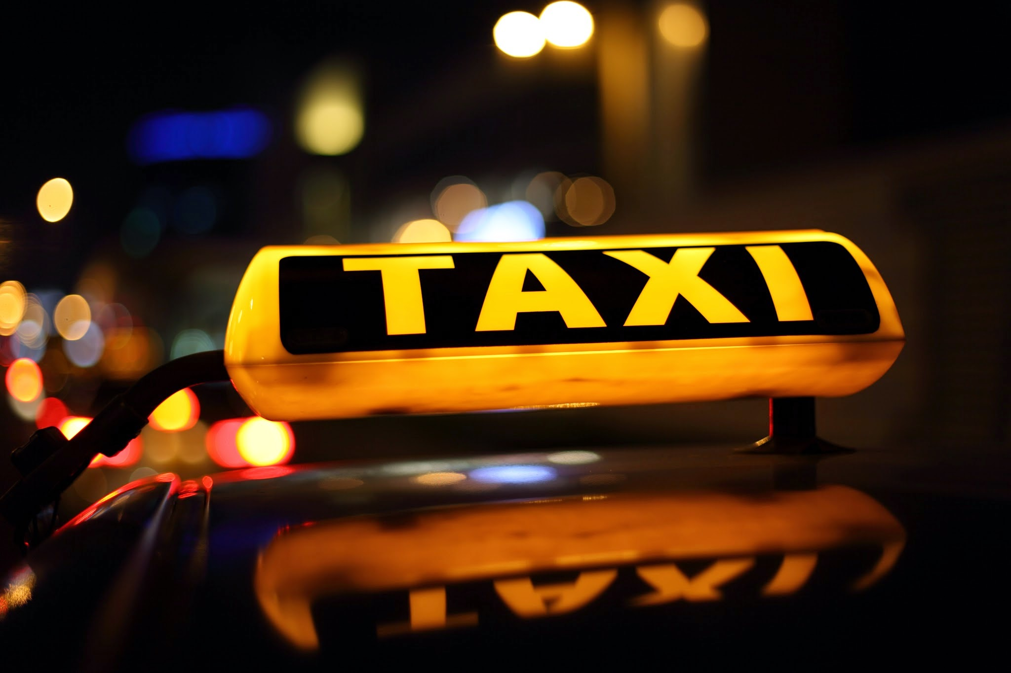 taxi airport - contact taxi - partners